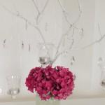 DIY Centerpiece für Hochzeitsdeko Deko-Kitchen
