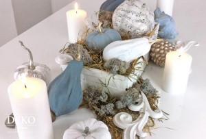 diy edle herbst deko in wei und pastell deko kitchen. Black Bedroom Furniture Sets. Home Design Ideas