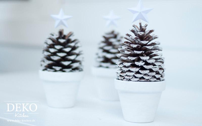 DIY 3D Sterne Aus Papier Für Die Weihnachtsdeko Deko Kitchen