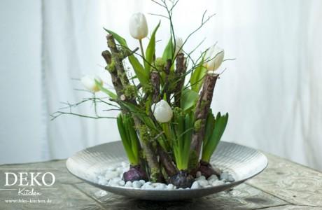 DIY: Ausgefallene Blumendeko für den Frühling