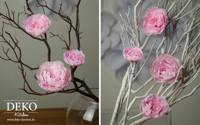 Blumen Aus Papier Selber Basteln. Bunte Blumen Aus Papier Selbst ...