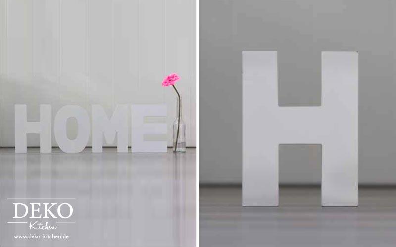 DIY: Riesige Deko-Buchstaben selber machen – Deko-Kitchen