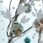 """DIY: Mein Last-Minute Weihnachtsbaum """"Strauch"""""""