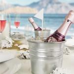 DIY Hochzeitsdeko im Beach-Look selber machen Deko-Kitchen