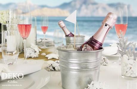 DIY: Hochzeitsdeko im Beach-Look