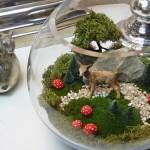 DIY: Miniaturlandschaft für den Tisch
