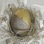 DIY: Osterdeko mit Ostereiern aus Beton