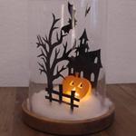 Vorlage Halloween Spukhaus DekoKitchen
