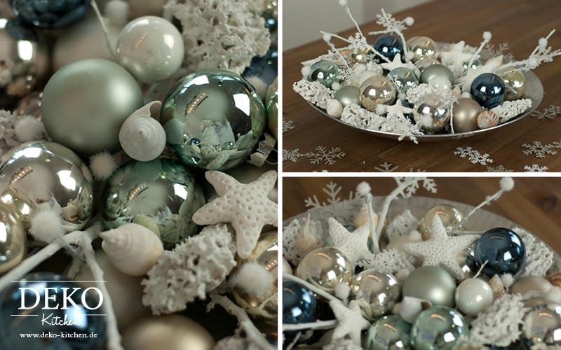Diy weihnachtsdeko mal anders deko kitchen Dekoration weihnachtstischdeko