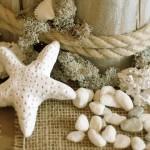 DIY: Seesterne aus Fimo-Air selber machen Deko-Kitchen