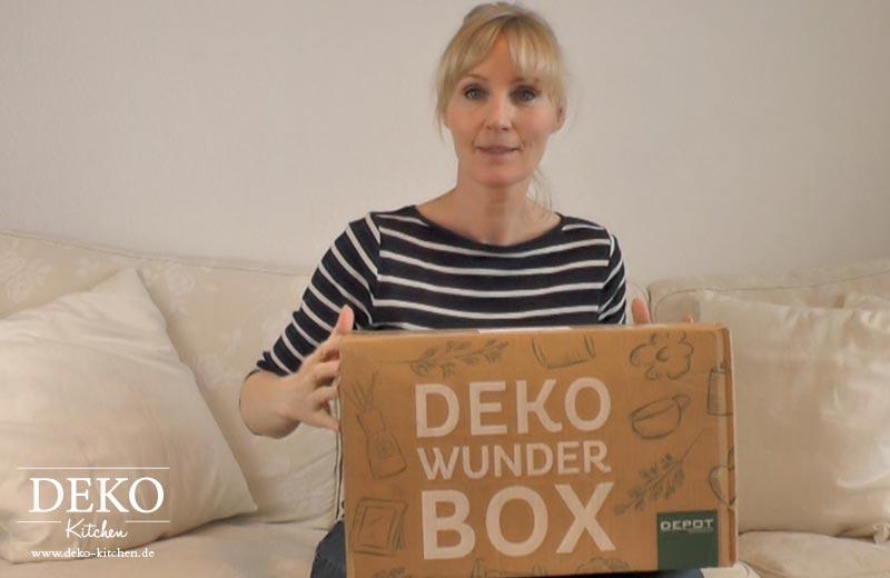 DEPOT: DEKO-WUNDER-BOX