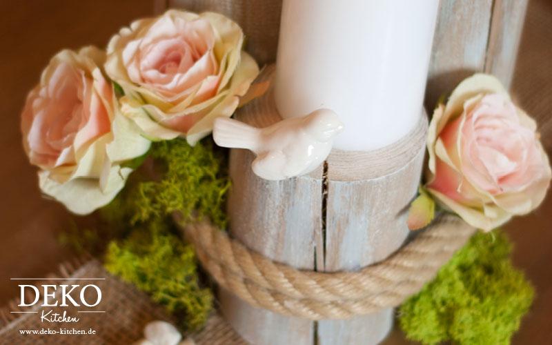 DIY: Centerpiece für maritime Tischdekos und Hochzeitsdekos von Deko-Kitchen