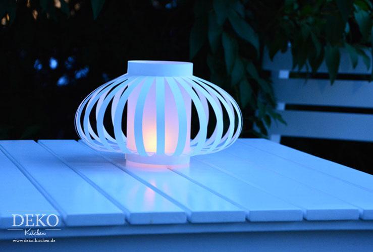 DIY: Laternen & Lampions aus Papier selber machen Deko-Kitchen