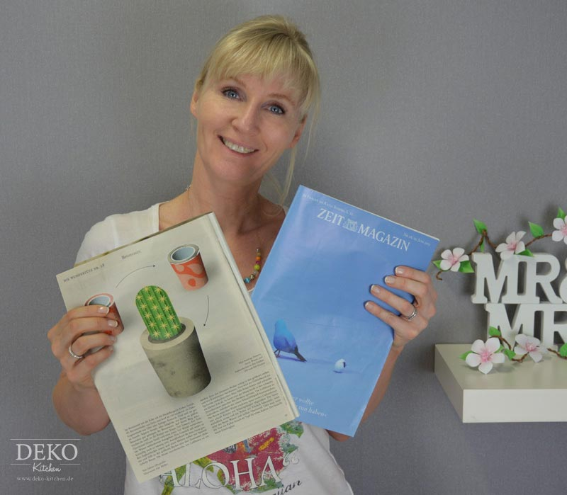 Deko kitchen im zeitmagazin deko kitchen for Deko kitchen herbstdeko