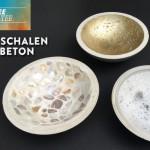 DIY: coole Deko-Schalen aus Kreativ-Beton