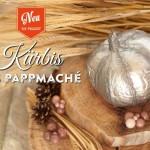 DIY: Deko-Kürbis aus Pappmaché Deko-Kitchen