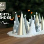 DIY: Adventskalender basteln Deko-Kitchen