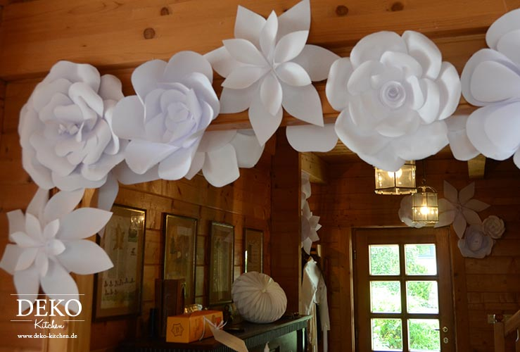 DIY: Hochzeitsdeko-Inspiration Deko-Kitchen