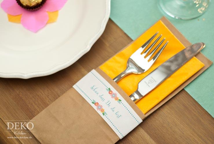 DIY: Hochzeitsdeko mit Krepppapierblüten Deko-Kitchen