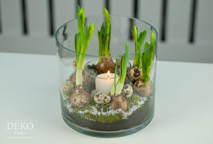DIY: Frühlings-Blumendeko Deko-Kitchen