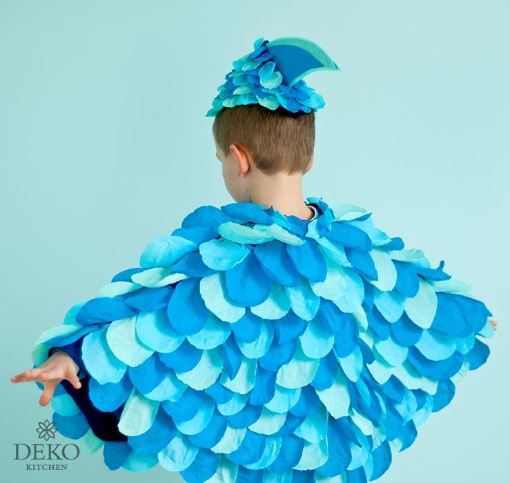 kostum fisch