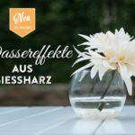 DIY: tolle Wassereffekte aus Gießharz Deko-Kitchen