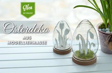 DIY: süße Osterdeko aus Modelliermasse Deko-Kitchen