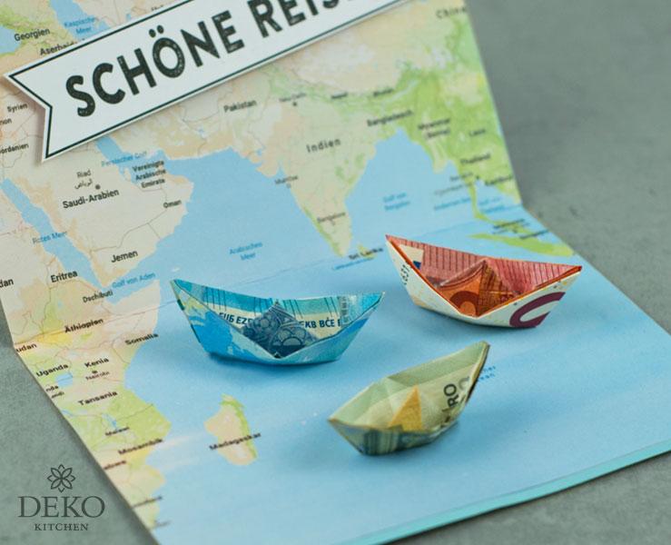DIY: Geldgeschenke hübsch verpacken Deko-Kitchen