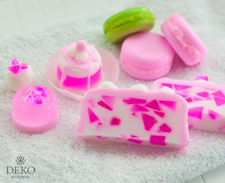 Diy s es konfekt aus seife gie en deko kitchen - Deko kitchen herbstdeko ...