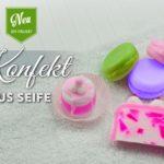 DIY: süßes Konfekt aus Seife gießen Deko-Kitchen