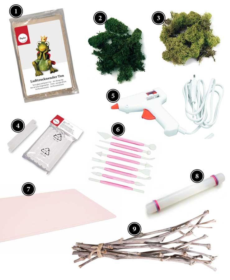 Passende Produkte zum DIY-Kürbishaus im Deko Kitchen Onineshop
