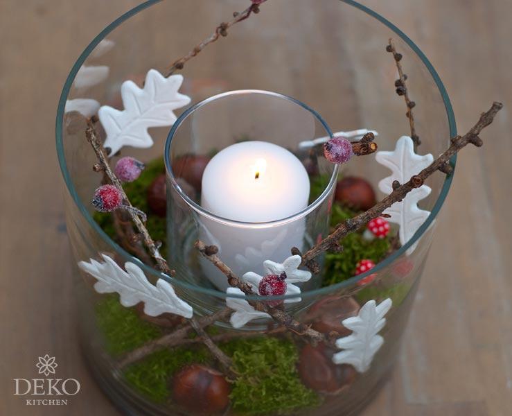 DIY: ausgefallene Herbstdeko für den Tisch Deko-Kitchen